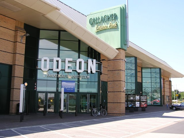 The Odeon multiplex Leeds/Bradford in June 2005
