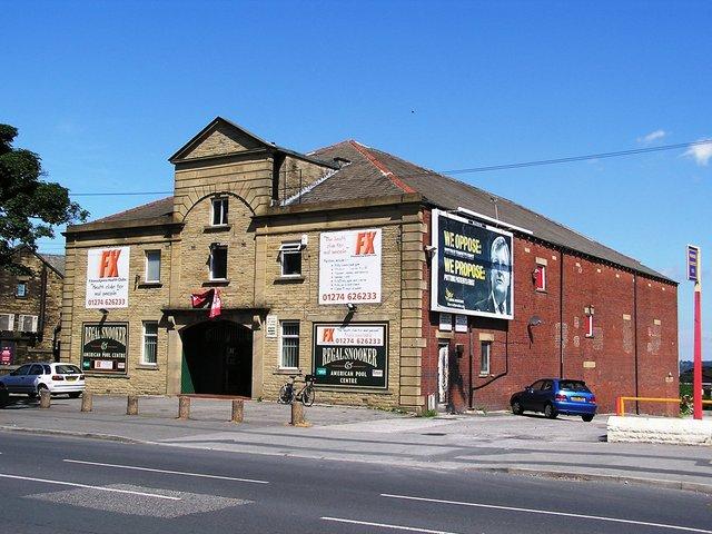 The Palladium/Regal Bradford in June 2005