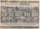 Astoria-How the West advert