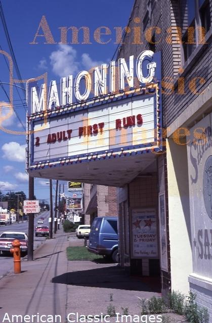 Mahoning Theatre.
