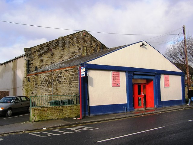 The Oxford in Bradford in March 2006