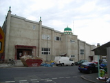 The Carlton Huddersfield a a mosque in September 2007