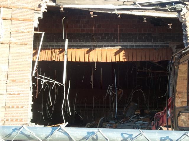 Elm Demolition 2015
