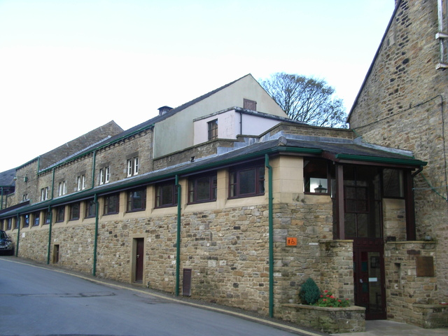 The Town Hall Grassington in November 2011