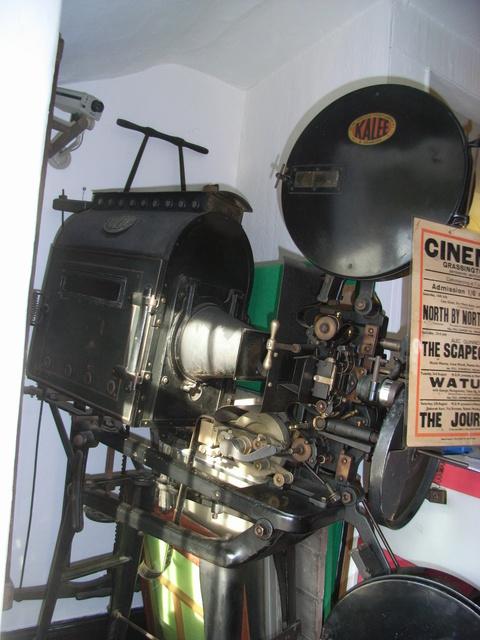 Grassington projector