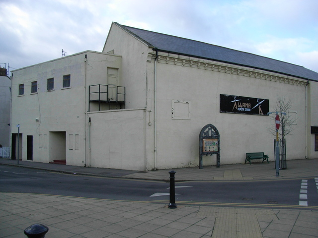 The Carlton/Fairworld Guisborough in January 2007