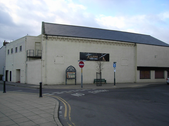 The Carlton/Fairworld Guisborough in January 2007