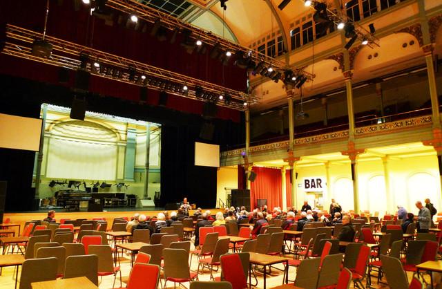 Spa Theatre
