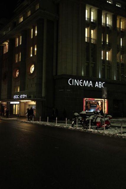 Cinema ABC 1,2,3,4.