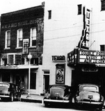 Texan theater -1940's