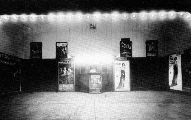weatherford theaters cinema treasures