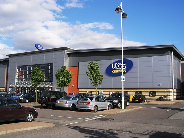 The UGC [now Cineworld] Hull in July 2005