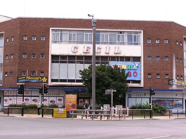 Cannon Cecil Cinemas