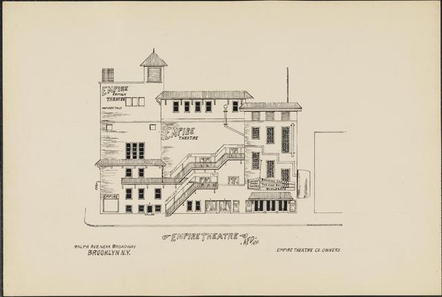 Empire Theater 1930