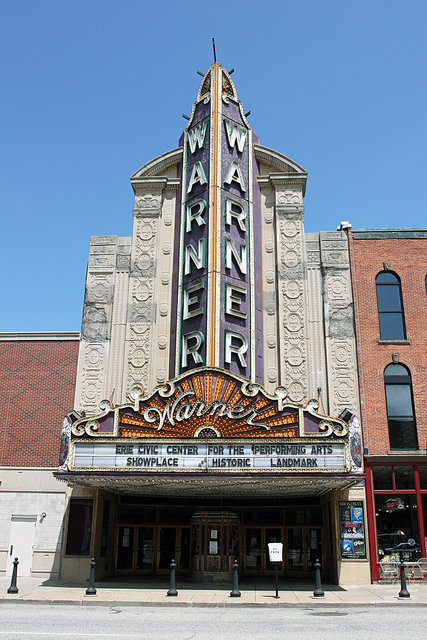 Warner Theatre, Erie, PA