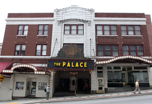 Palace Theatre, Greensburg, PA