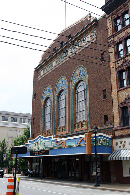 State Theatre Center for the Arts, Uniontown, PA