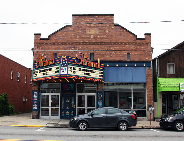 Strand Theater, Zelienople, PA