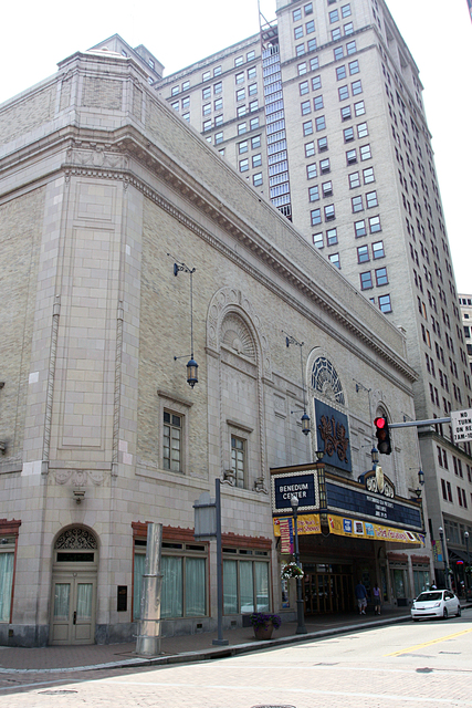 Benedum Center for the Performing Arts, Pittsburgh, PA
