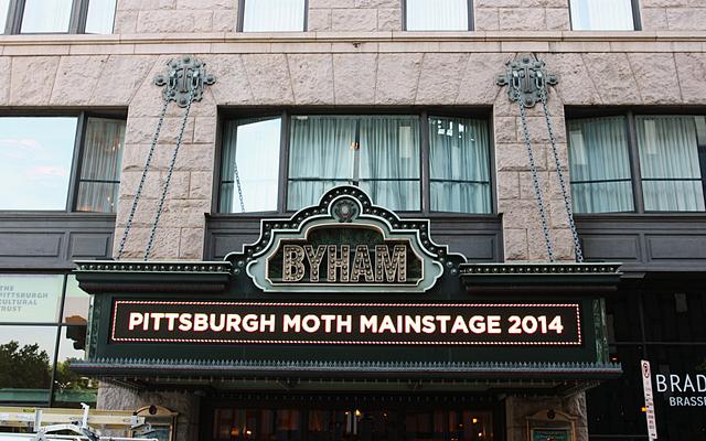 Byham Theatre, Pittsburgh, PA