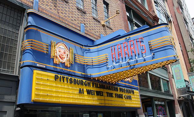 Harris Theatre, Pittsburgh, PA