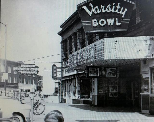 Early `50's photo courtesy of Taryn Brody.