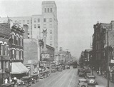 1934 Wilson Theatre Photo Credit: Lillian M. Campbell Memorial Collection. Courtesy West Side Historical Society, Legler Branch Library.