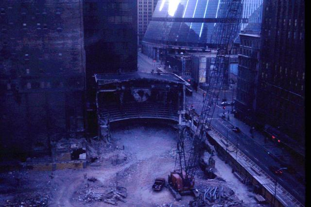 1989 demolition photo courtesy of John P. Keating Jr.