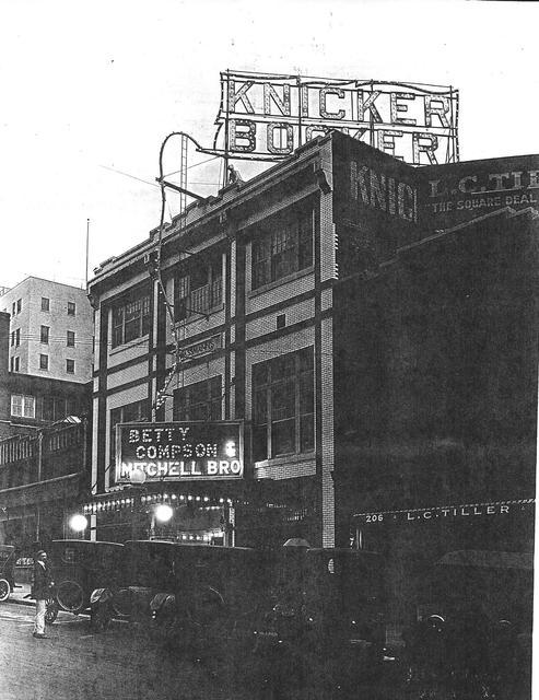 Knickerbocker Theatre, Nashville, Tenn.