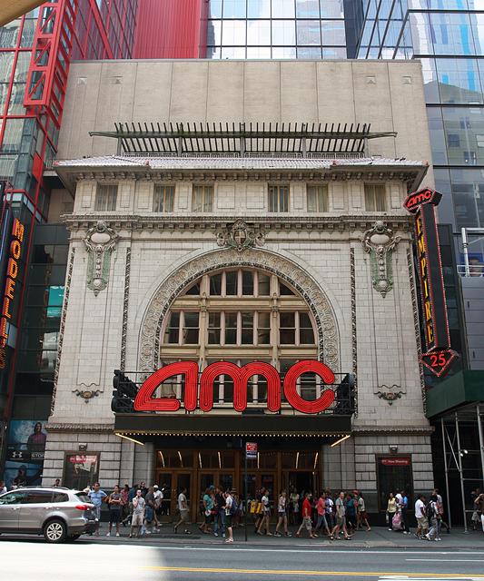 AMC Empire 25, New York City, NY
