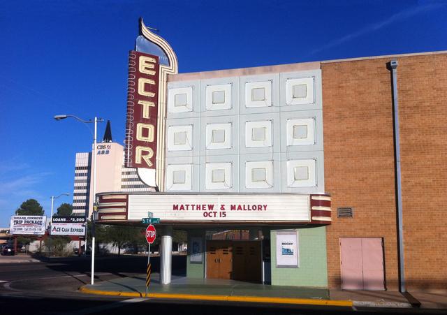 Ector Theatre