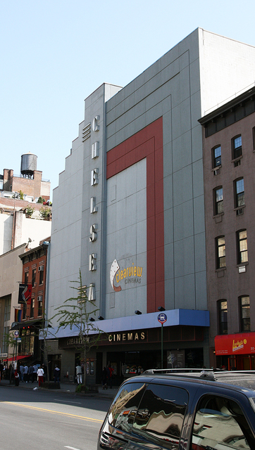 Chelsea Cinemas, New York City, NY