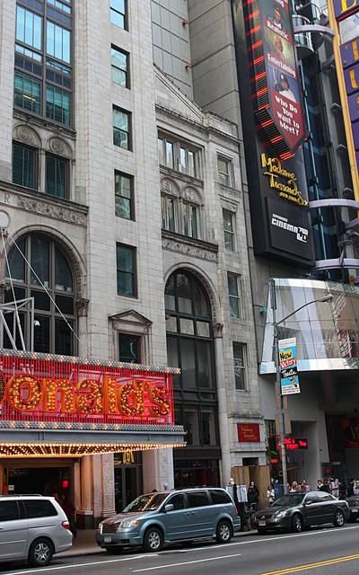 Harris Theatre, New York City, NY
