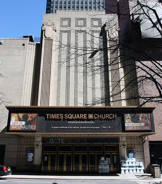 Mark Hellinger Theatre, New York City, NY
