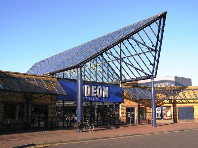 Odeon Luxe Warrington