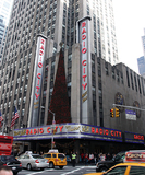 Radio City Music Hall, New York City, NY