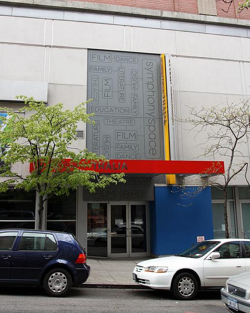 Symphony Space/Leonard Nimoy Theatre, New York City, NY