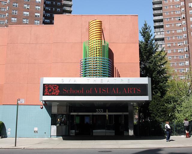 Visual Arts Theatre, New York City, NY