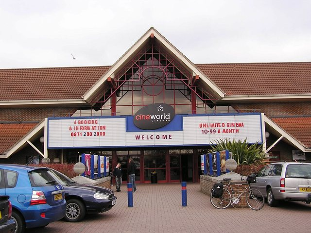 Cineworld - Swindon Shaw Ridge