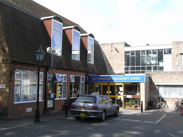Lymington Community Centre