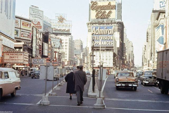 1957 photo courtesy of the AmeriCar The Beautiful Facebook page.