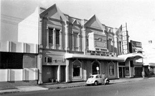 Classic Cinema exterior 1980s