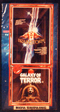 "Classic Cinema display case ""Brainstorm"" plus ""Galaxy of Terror"" 1980sBrainstorm"