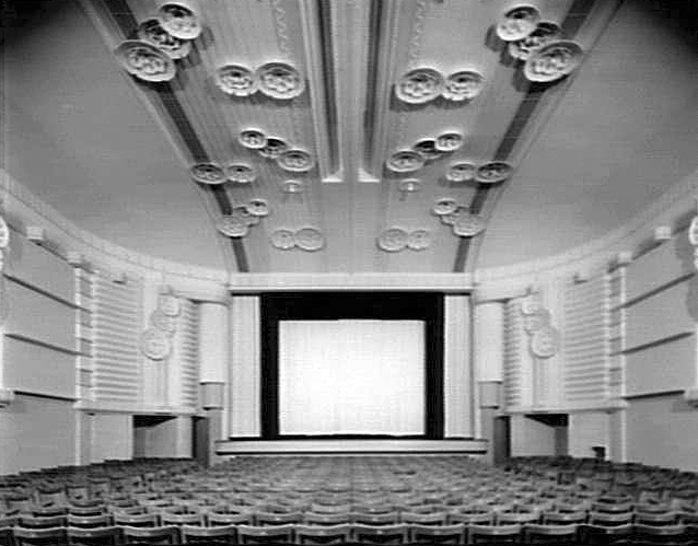 Dendy Brighton Cinema interior #1