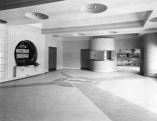 Dendy Brighton Cinema original foyer