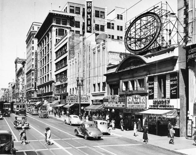 1938 photo courtesy of Robert Juzefski.