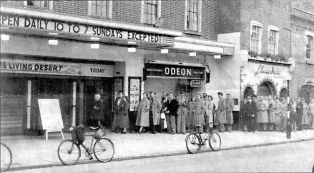 Odeon Chichester