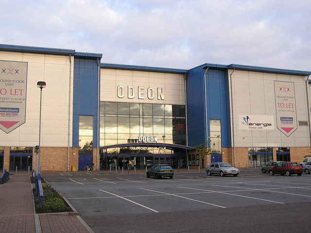 Odeon Luxe Dundee