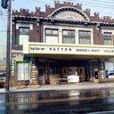 The Alpha Fine Arts Theatre showing Patton