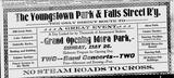 This ad ran April 7, 1901